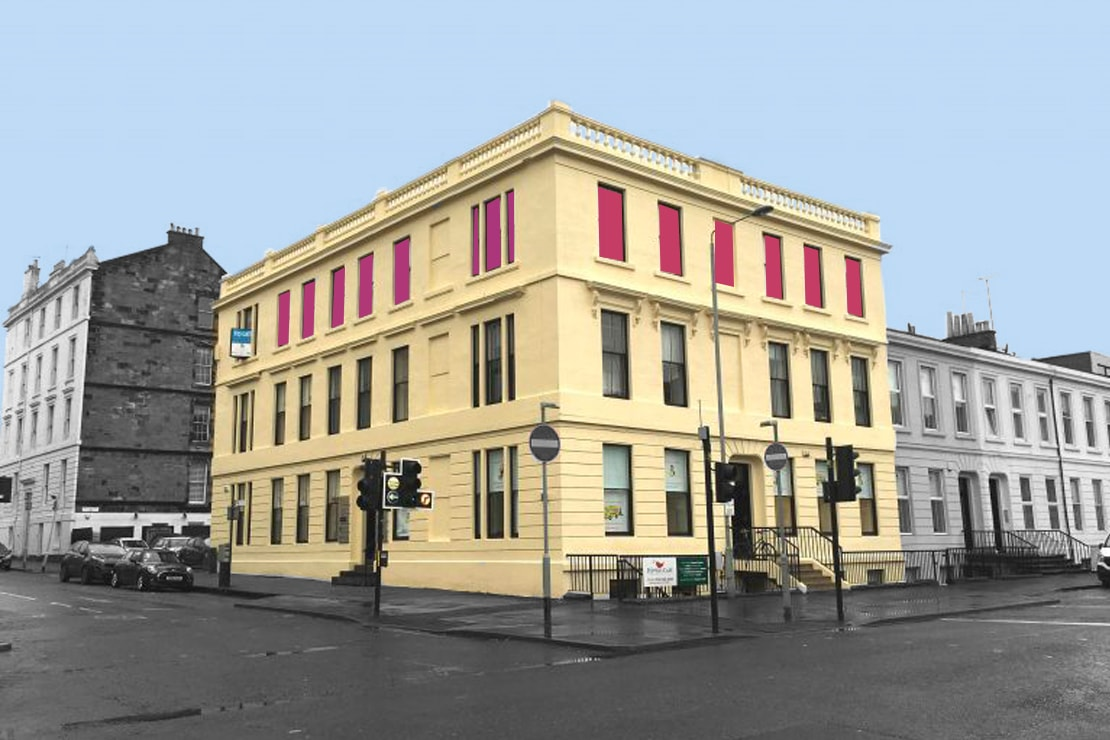 Red Media Creative Design and Marketing Agency new Glasgow City Centre Office in Finnieston