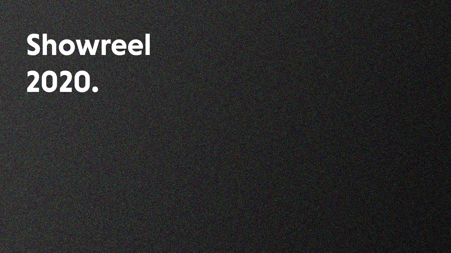 Showreel 2020 for Glasgow based Web Design and Digital Marketing Creative Agency, Red Media.